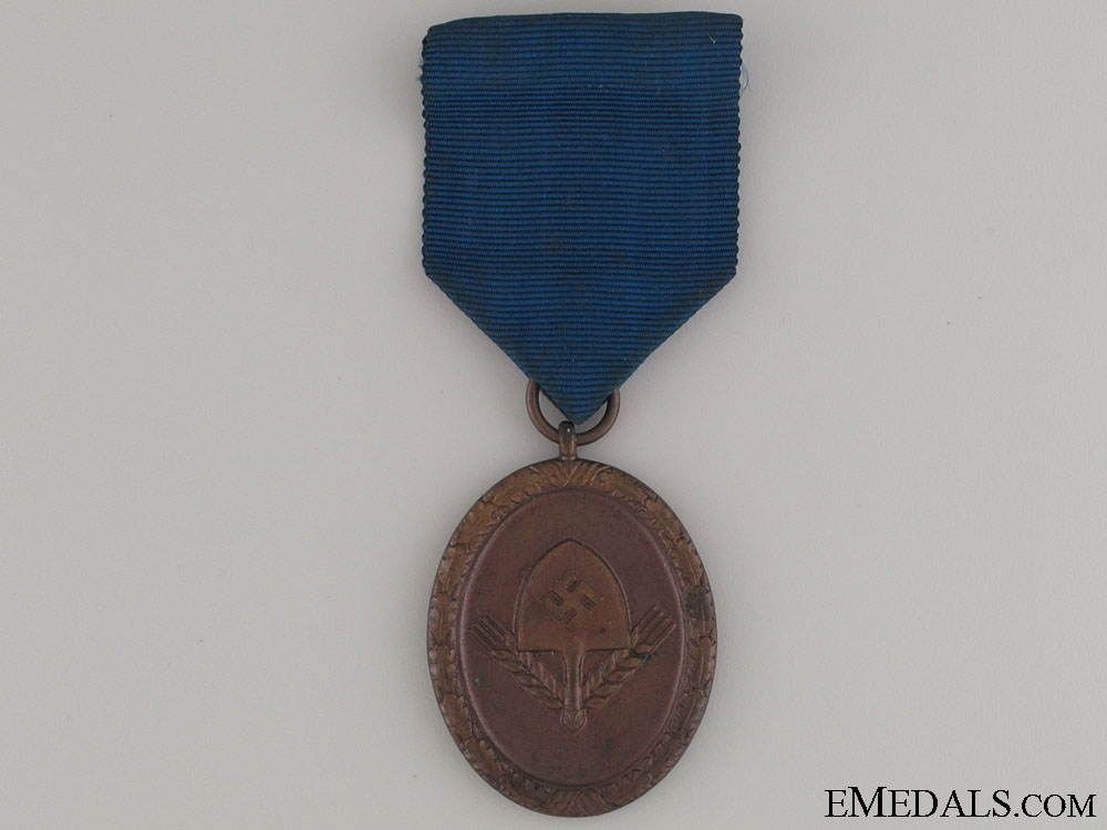 eMedals-RAD Long Service Award for Men, 4th Class