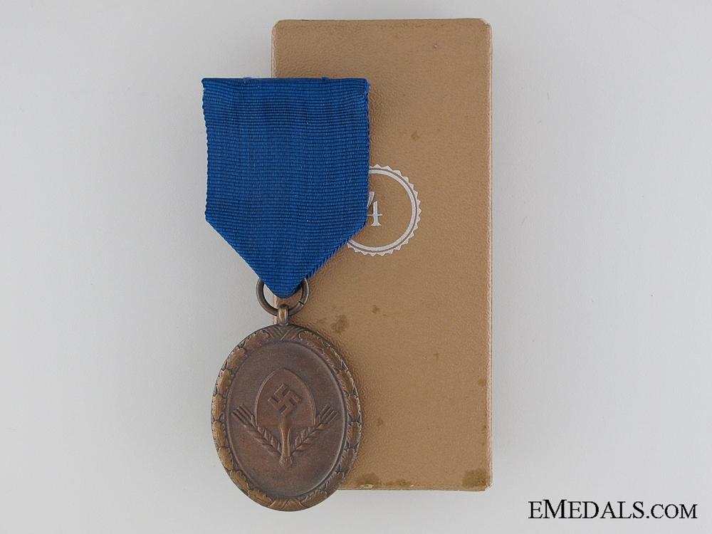 eMedals-RAD Long Service Award for Men; 4th Class