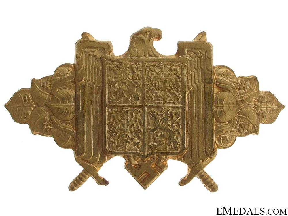 eMedals-Rare Bohemia and Moravia Protectorate Badge