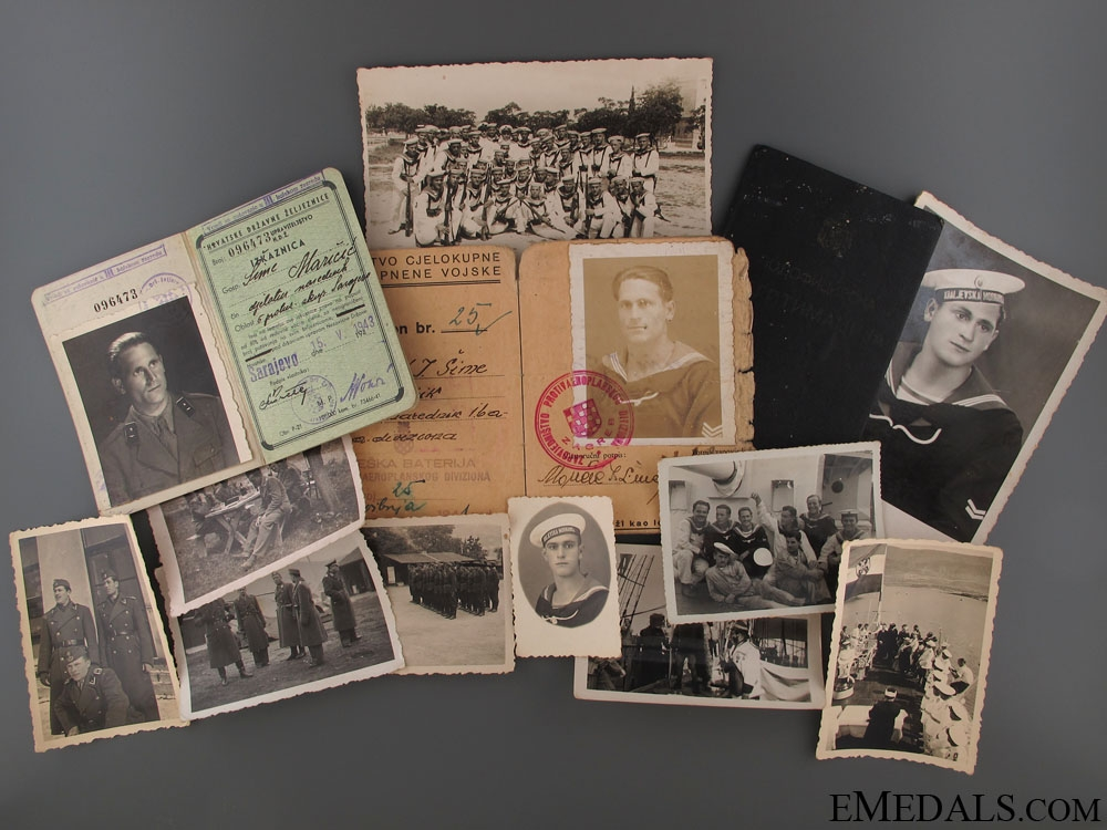 eMedals-Rare Croatian Flak ID & Photos