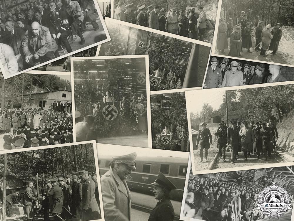 eMedals-Rare Unpublished Peenemünde Photos of Hermann Göring