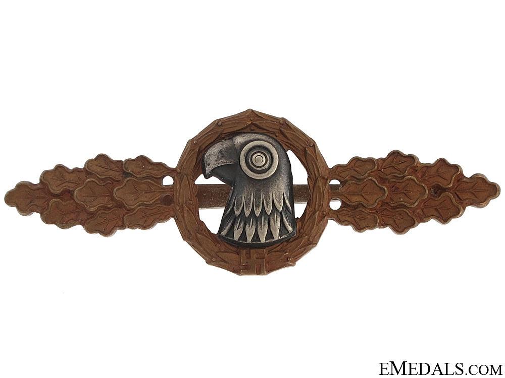 eMedals-Reconnaissance Clasp – Bronze