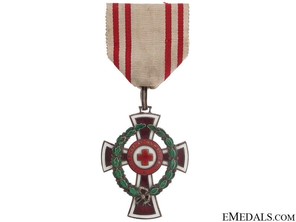 eMedals-Red Cross Decoration 3rd Class