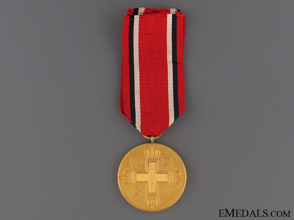 eMedals-Red Cross Decoration - 3rd Class