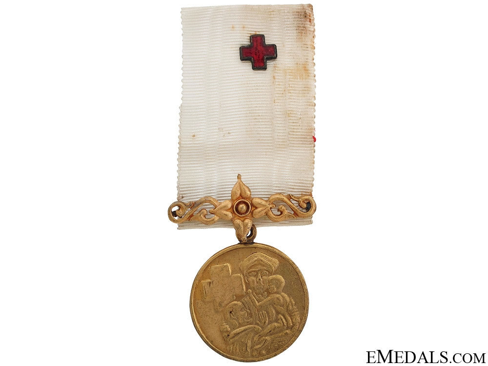 eMedals-Red Cross Medal of Appreciation - 1st Class