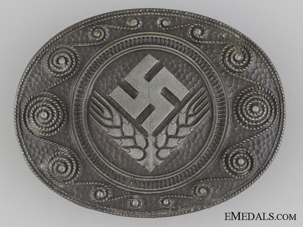 eMedals-Reich Labour Service for Women Badge (RAD/wJ)