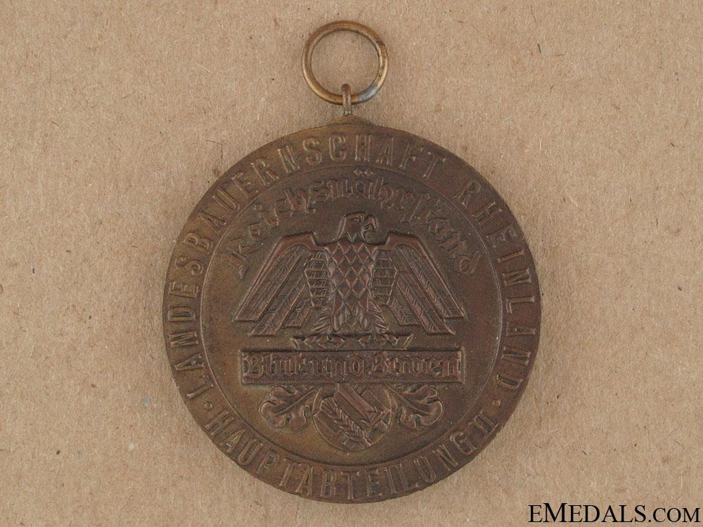 eMedals-Reichsnahrstand Merit Medal