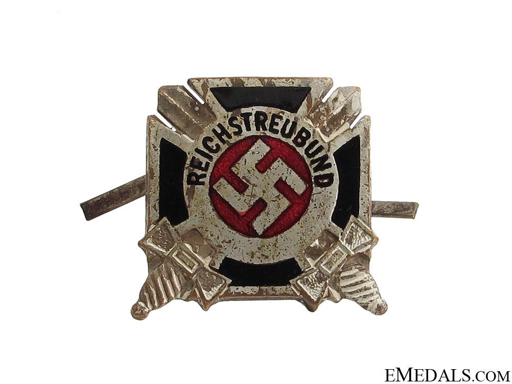 eMedals-Reichstreubund Tinnie