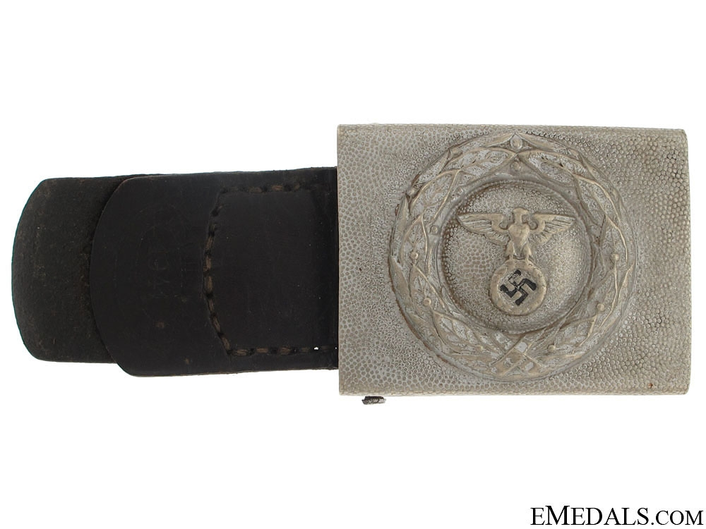 eMedals-RLB Enlisted Buckle