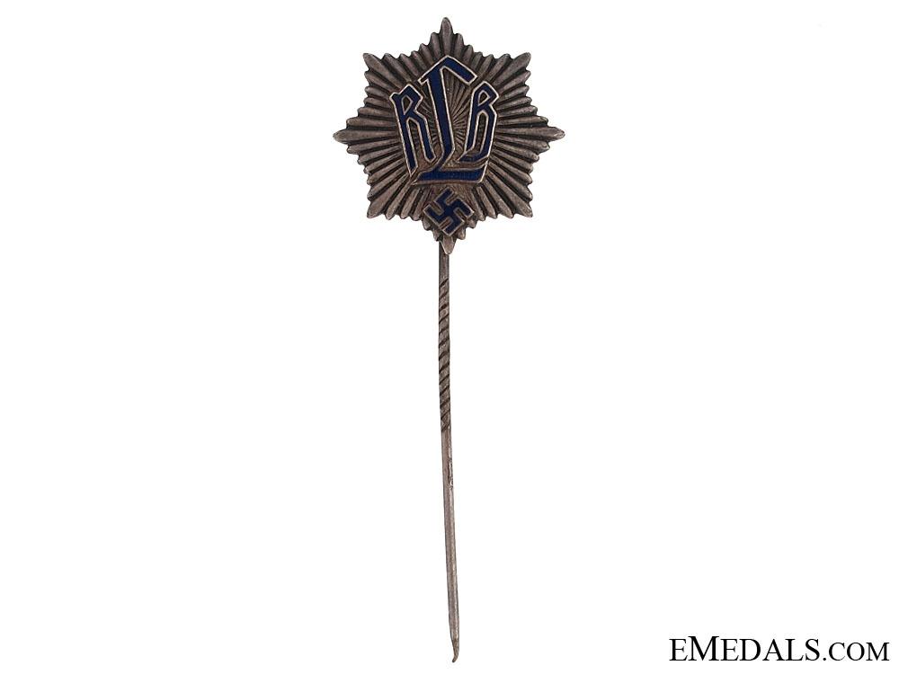 eMedals-RLB Stickpin