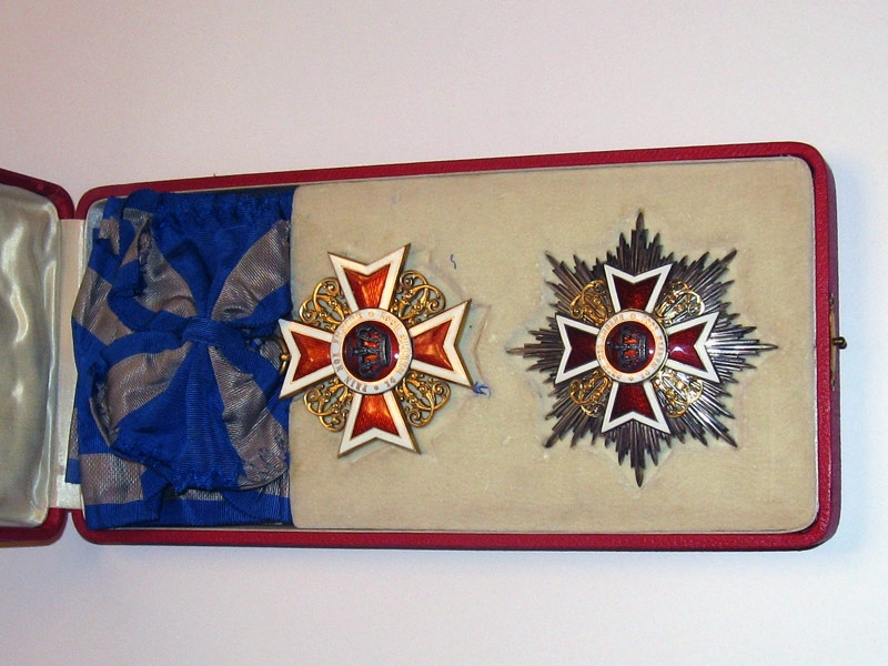 eMedals-Order of the Crown of Romania 1881-1932
