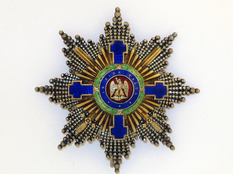 eMedals-Order of the Star of Romania,