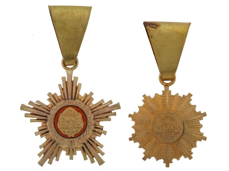 eMedals-Very Rare Diplomatic Sash Badges