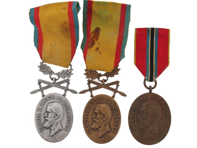 eMedals-Kingdom, Three Medals
