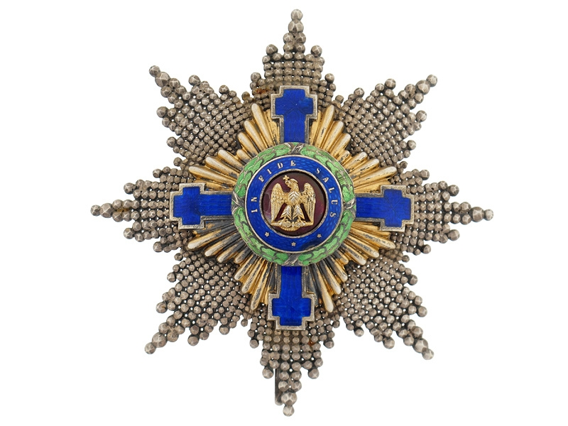 eMedals-Order of the Romanian Star 1864-1932