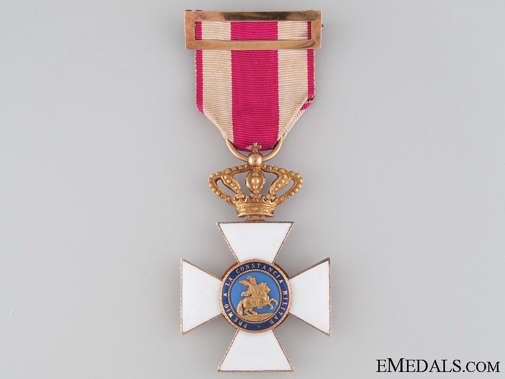 eMedals-Royal Military Order of Saint Hermenegildo in Gold