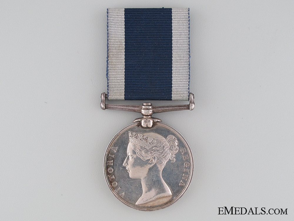 eMedals-Royal Naval Long Service and Good Conduct Medal; HMS Aurora