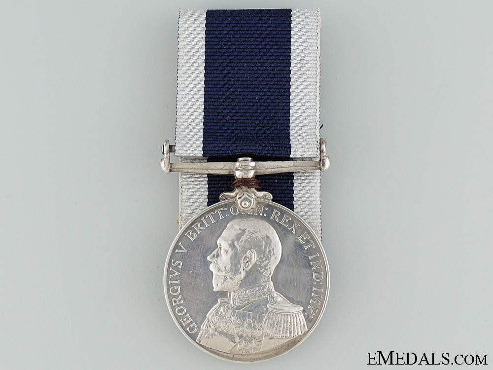 eMedals-Royal Naval Long Service and Good Conduct Medal to the HMS Thistle
