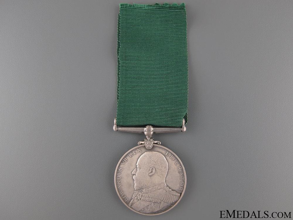 eMedals-Royal Naval Reserve LS & GC Medal