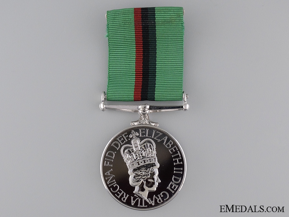 eMedals-Royal Ulster Constabulary Service Medal