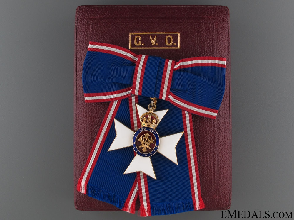 eMedals-Royal Victorian Order to Countess Wava Armfelt