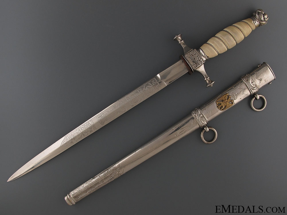 eMedals-Later Royal Yugoslav Government Dagger