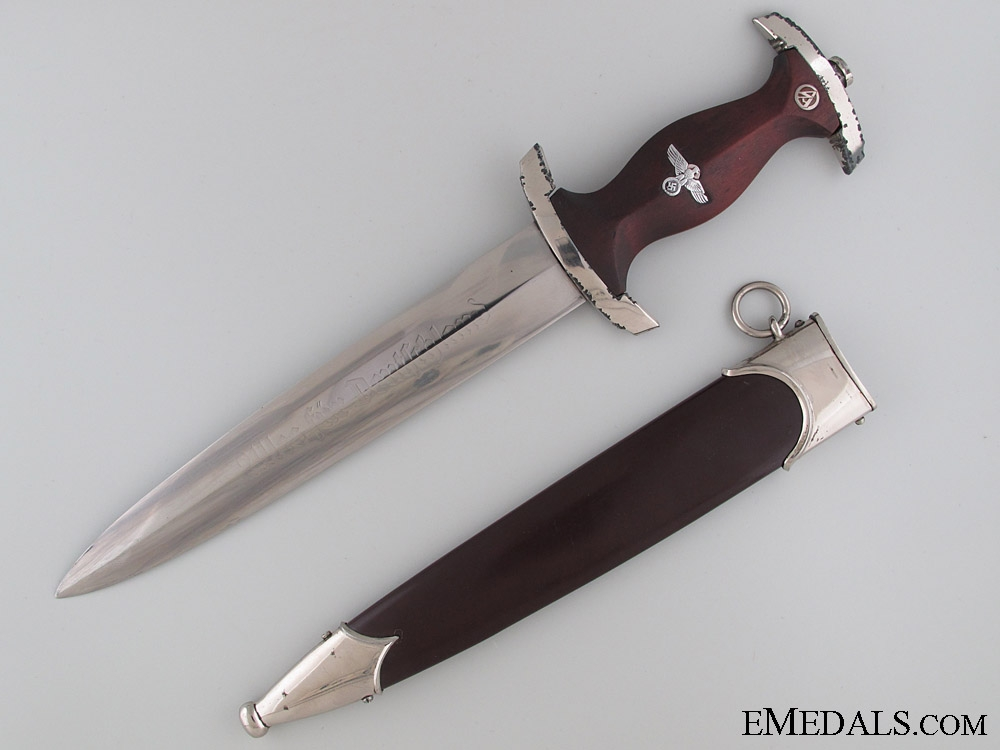 eMedals-RZM SA Dagger by J.A. Henckels 1938