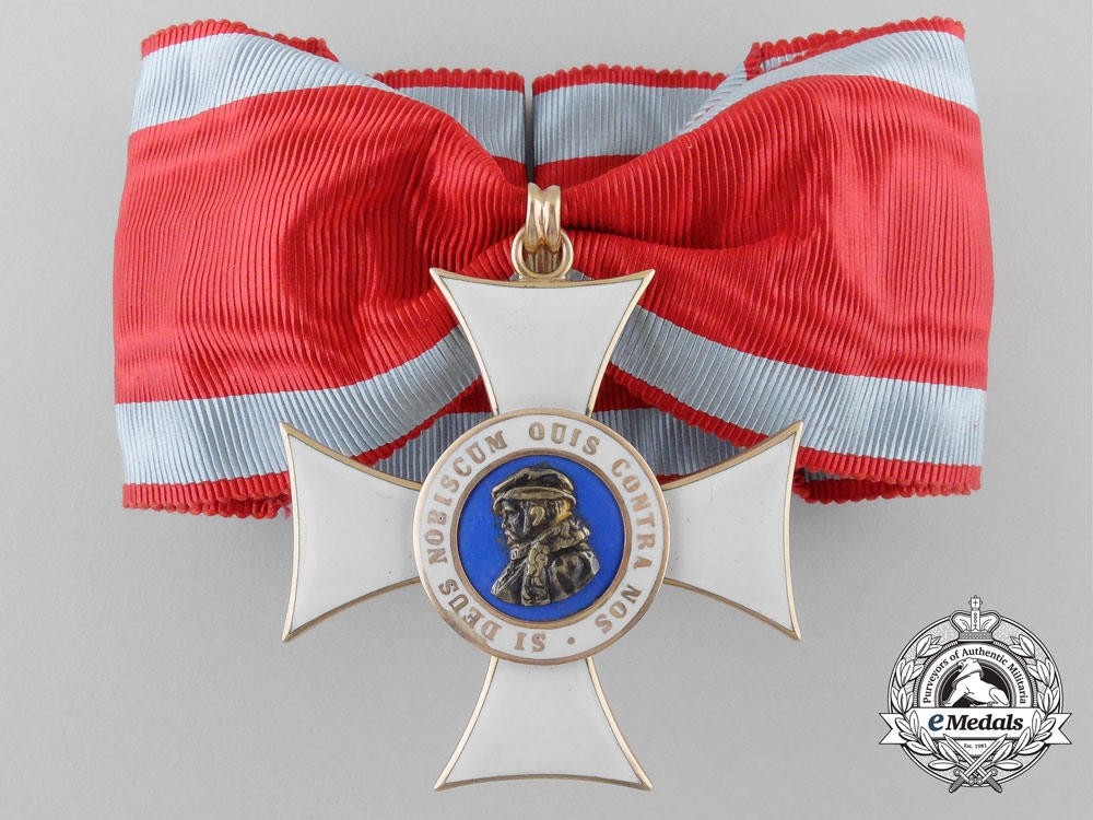 eMedals-A Hessen Order of Philip the Magnanimous; Commander in Gold