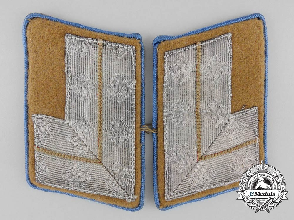 eMedals-Germany, NSDAP. A Set of Orts Level Stellenleiter Administrative Collar Pair