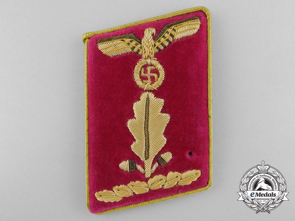 eMedals-Reich level Abschnittsleiter Collar Tab