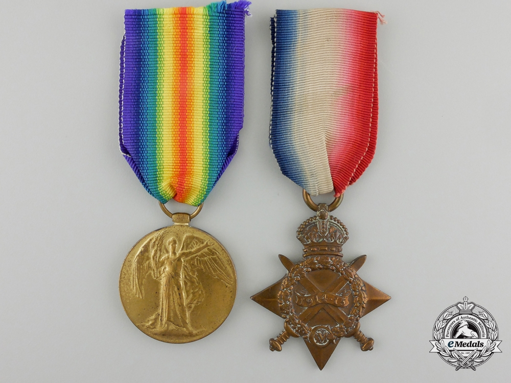 eMedals-A First War Pair to the 6th Battalion; East Lancashire Regiment;  Basra Memorial