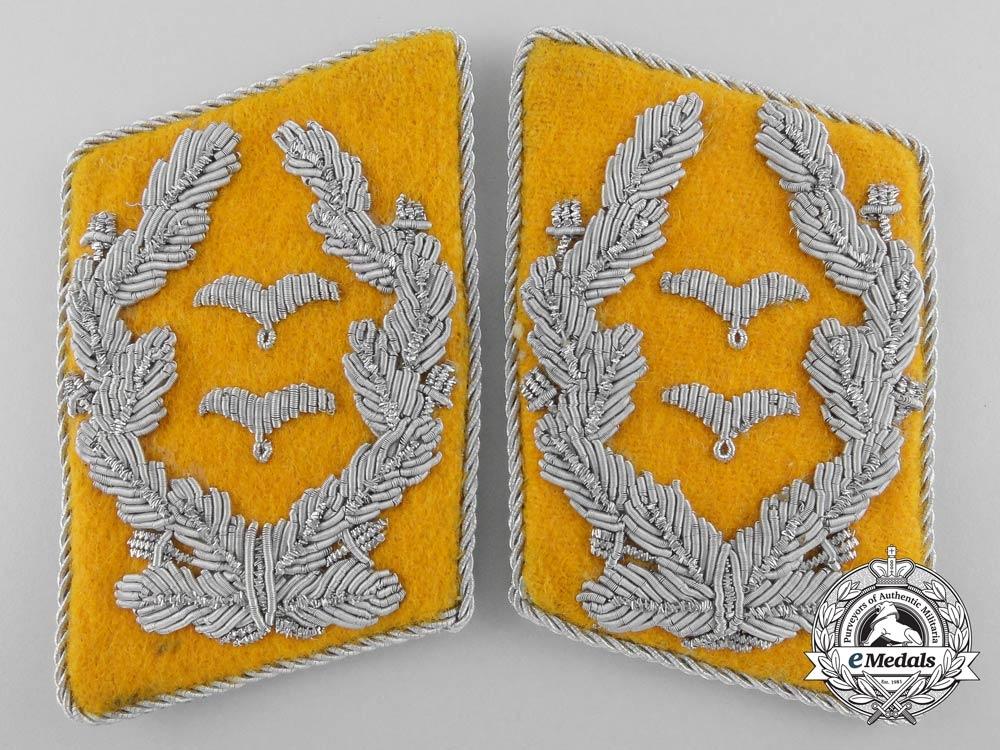 eMedals-A Flight Oberstleutnant's Collar Tabs