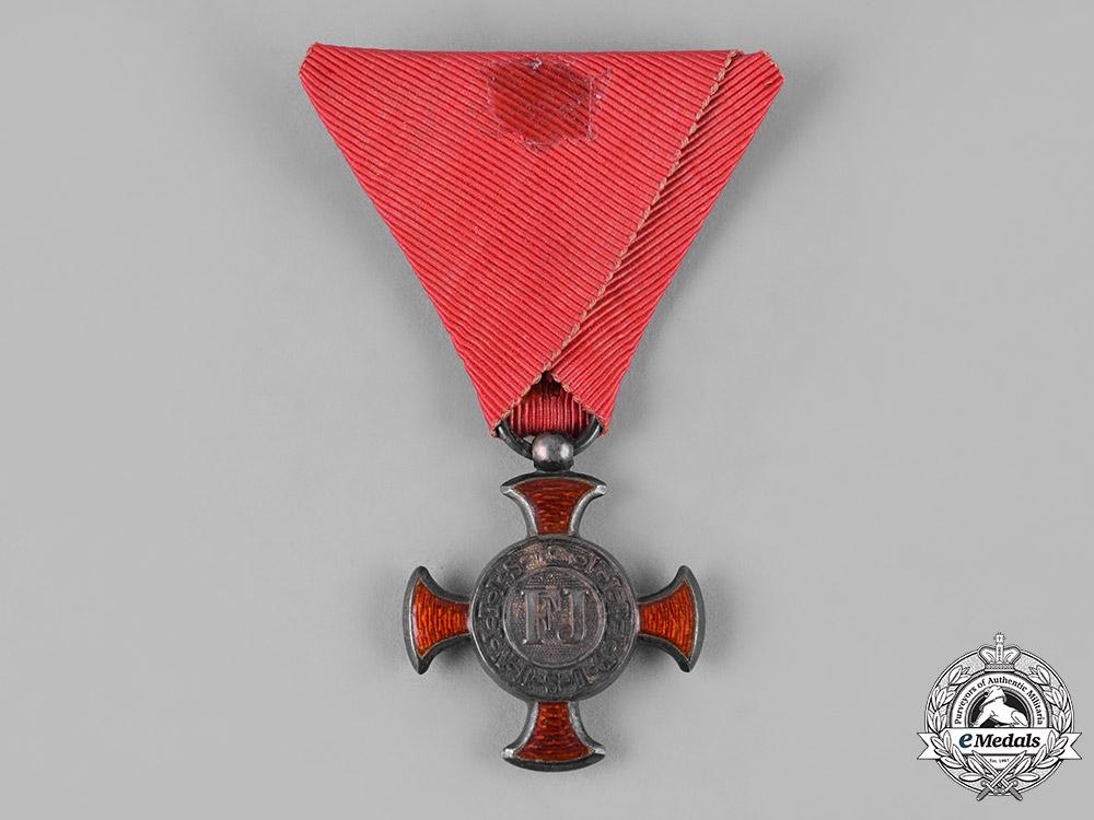 eMedals-Austria, Empire. A Merit Cross 1849, IV Class, c.1870