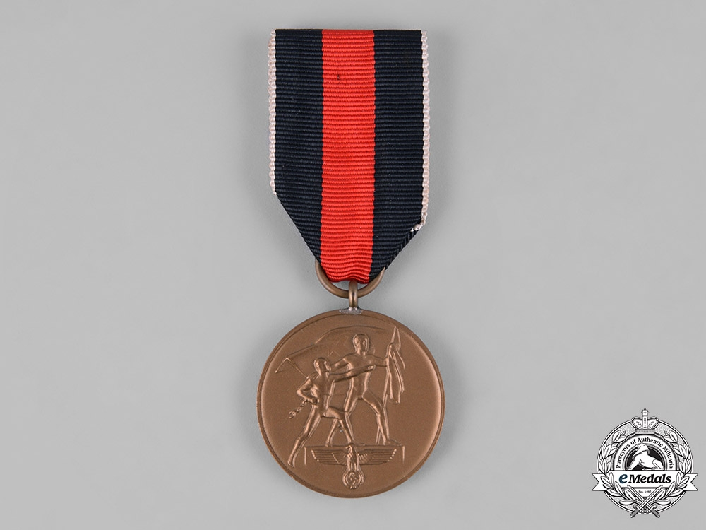 eMedals-Germany, Third Reich. A Sudetenland Medal