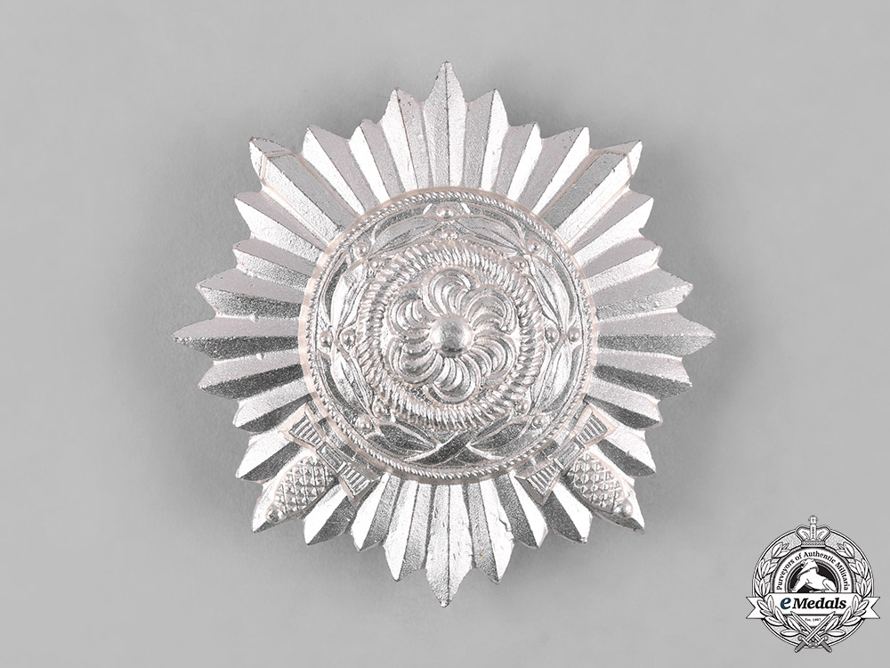 eMedals-Germany, Wehrmacht. An Eastern People's Bravery Decoration, I Class, Silver Grade