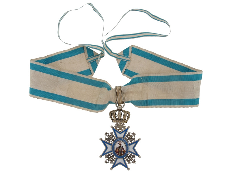 eMedals-Order of St. Sava Type I
