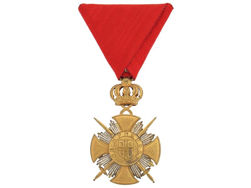 "eMedals-Soldier""¢¯s Military Order of Kara-George"