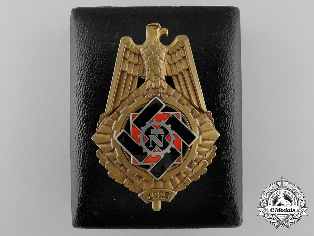 eMedals-A Technical Emergency Service Honor Badge with Case by Karl Hensler
