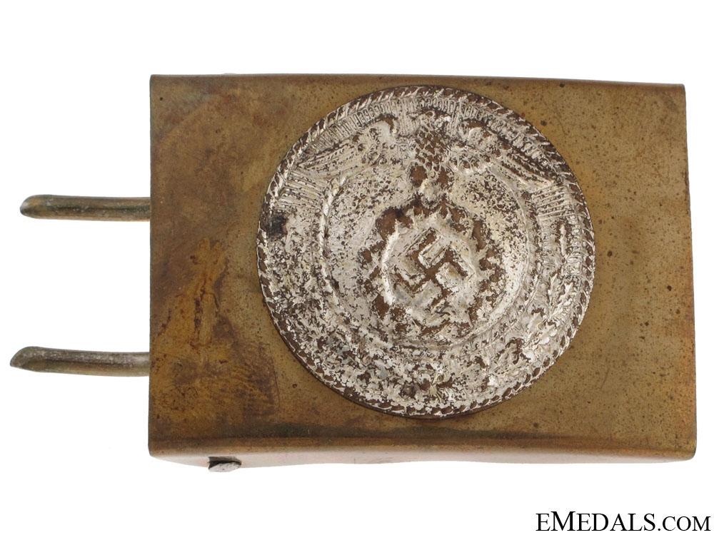 eMedals-SA Belt Buckle