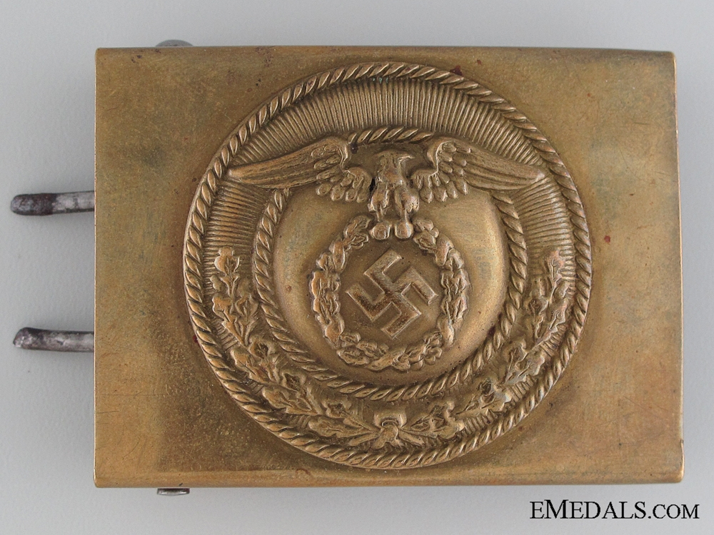 eMedals-SA Belt Buckle for Enlisted Men/NCOs