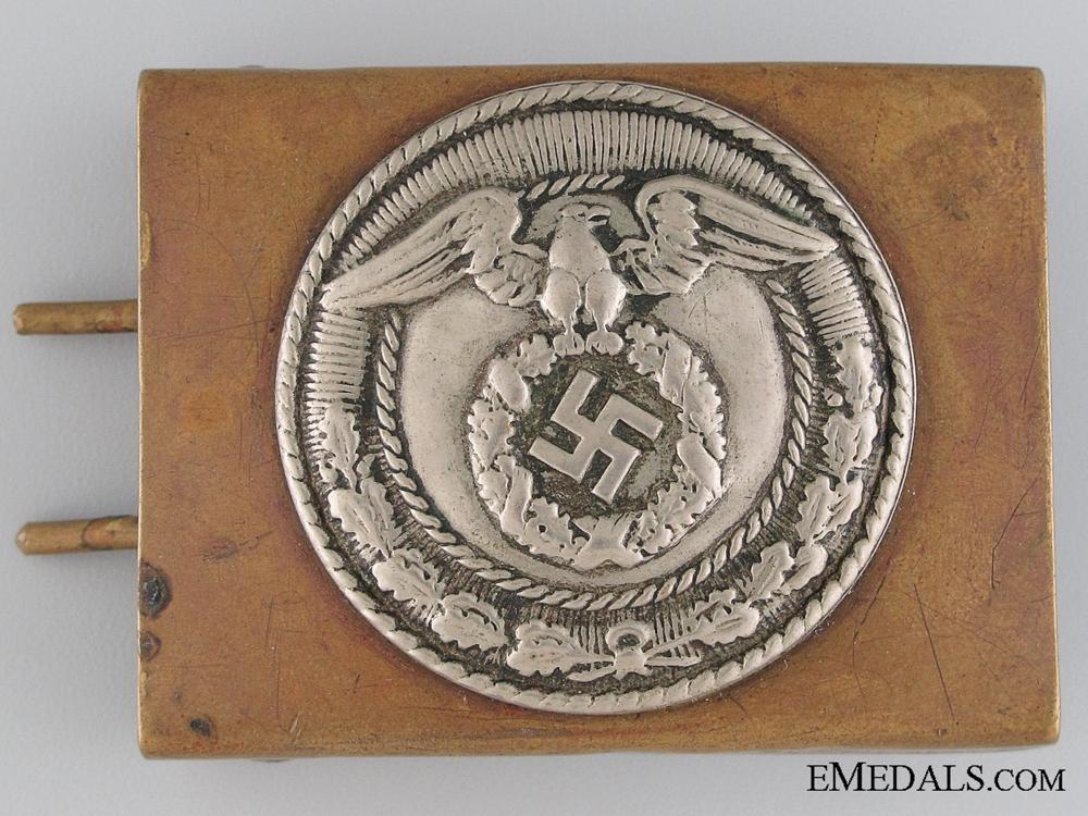 eMedals-SA Belt Buckle for Enlisted Men/NCOs