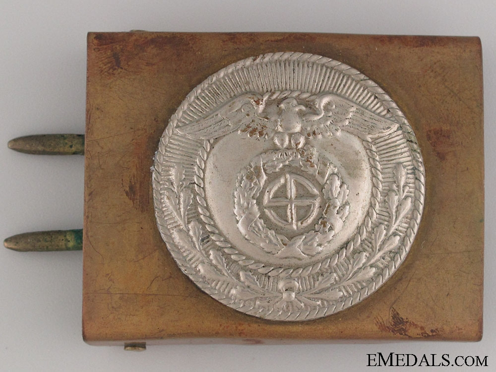 eMedals-SA Enlisted Man's Belt Buckle