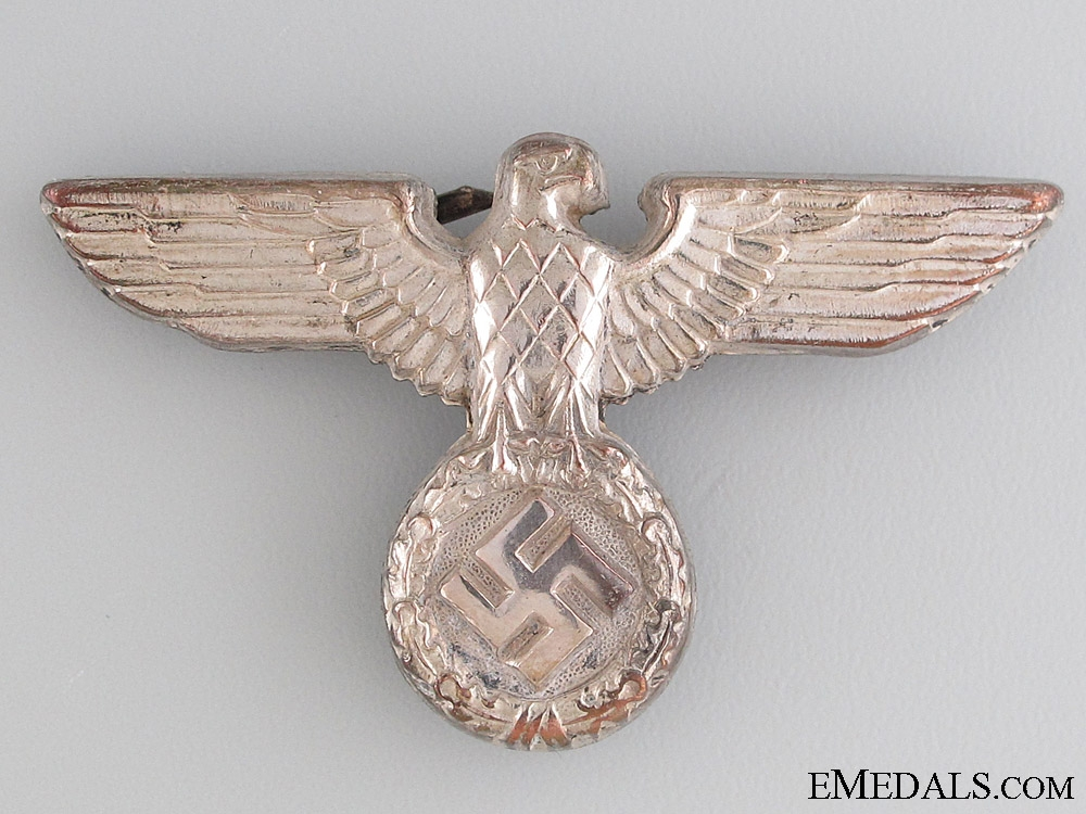 "eMedals-SA/Political 1939 Cap Eagle by ""RZM M1/17"""