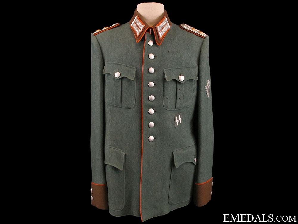 eMedals-Schutzpolizei Revier-Hauptmann Dress Tunic