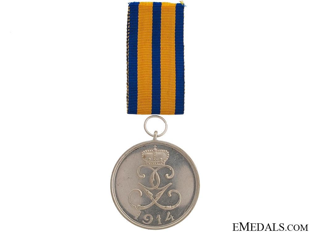 eMedals-Schwarzburg-Rudolstadt War Medal 1914