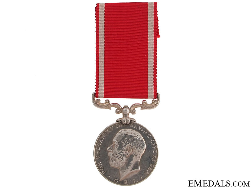 eMedals-Sea Gallantry Medal for actions of November 1913