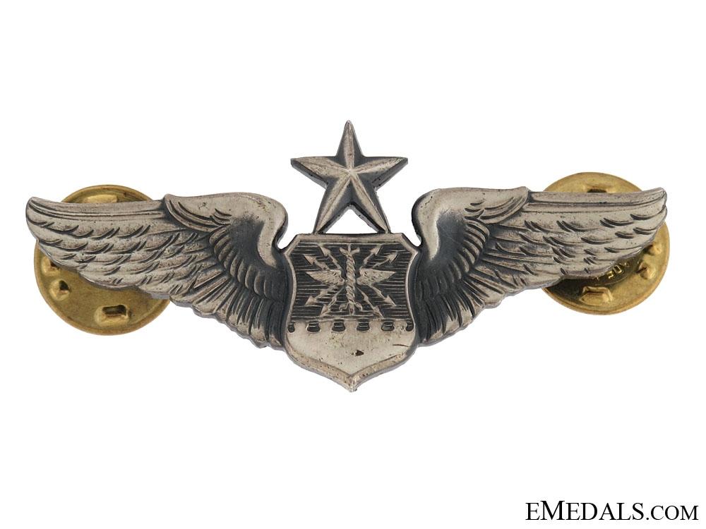 eMedals-Senior Navigator/Observer Wings