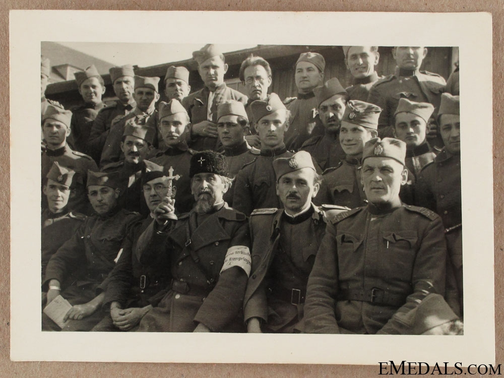 eMedals-Serbian POW Photography