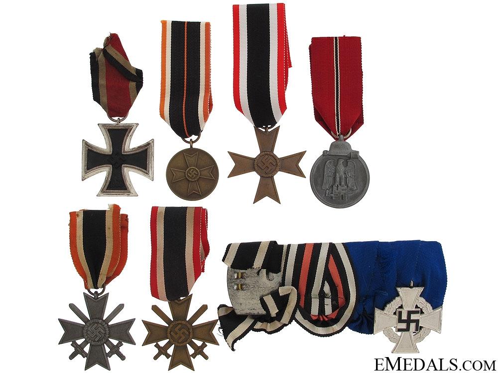 eMedals-Seven Third Reich Awards
