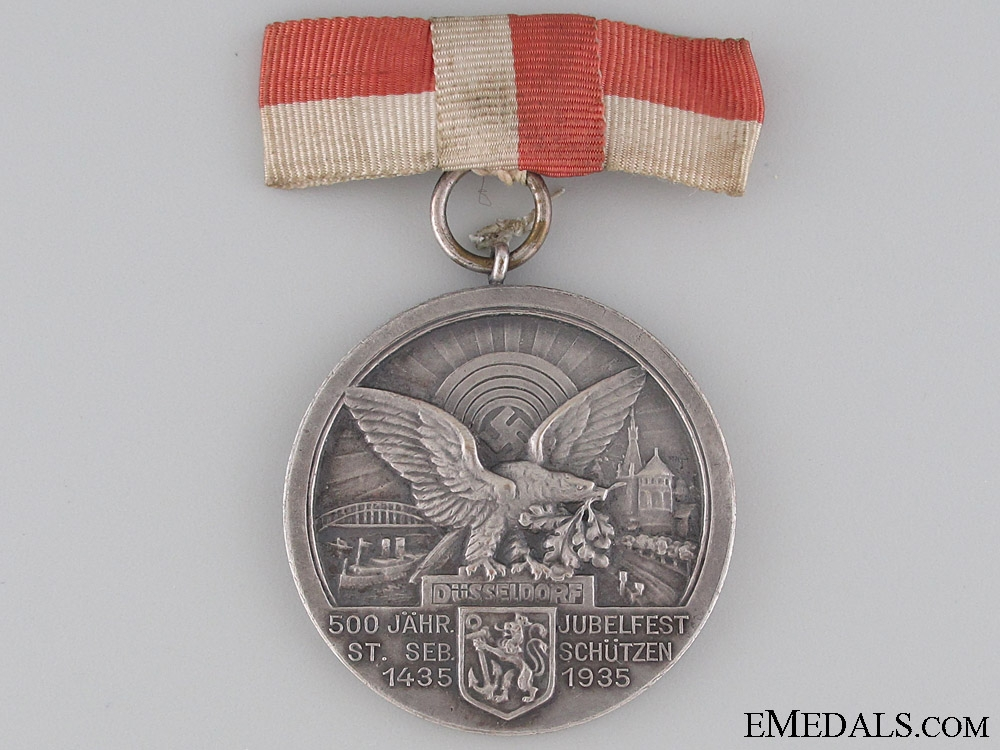 eMedals-Shooting Medal 1935